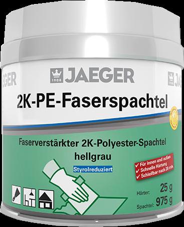 Jaeger 2K-PE Faserspachtel