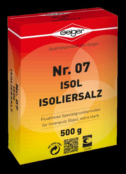 Geiger Isol Isoliersalz