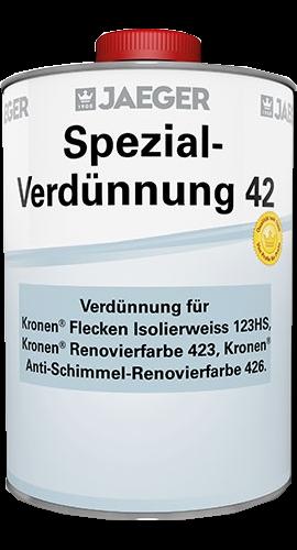 Jaeger Spezial-Verdünnung 42 für 13H, 423, 425, 426