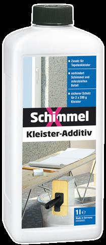 PUFAS SchimmelX Kleister-Additiv