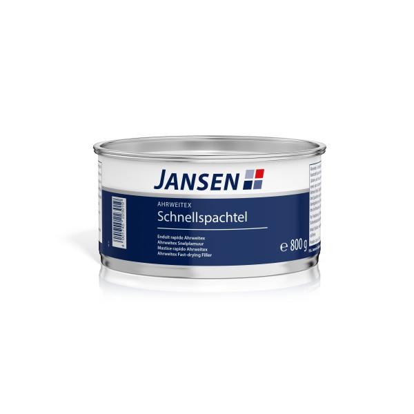 Jansen Ahrweitex Schnellspachtel Dose 800g