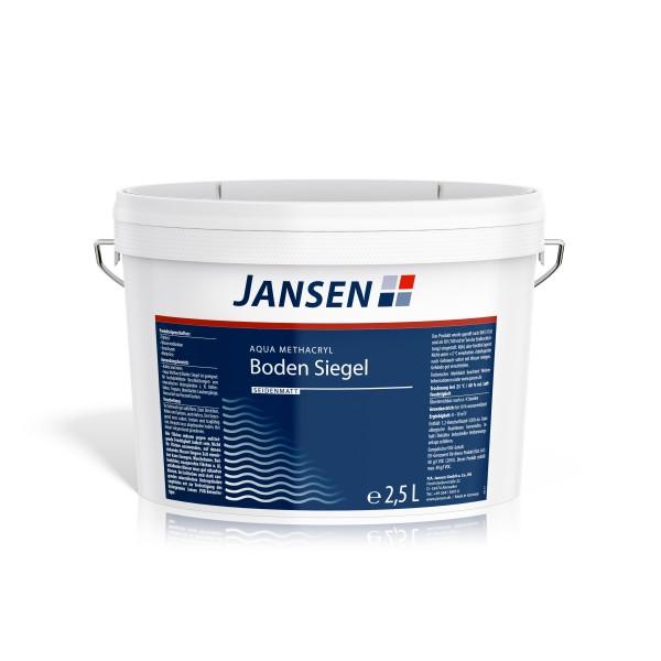 Jansen Aqua Methacryl Boden Siegel