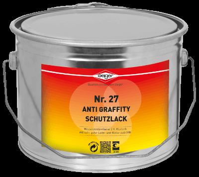 Geiger Anti Graffity Schutzlack